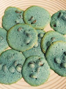 Tardis Cookies