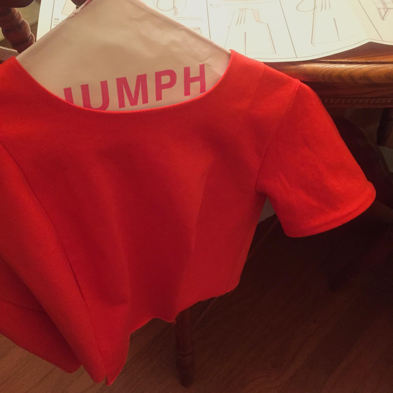 Vogue Jumpsuit 9075