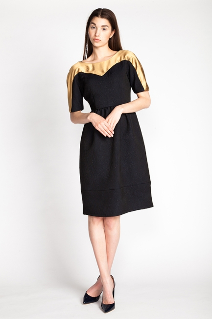 Leotie Midi Dress