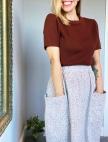 Peppermint Pocket Skirt